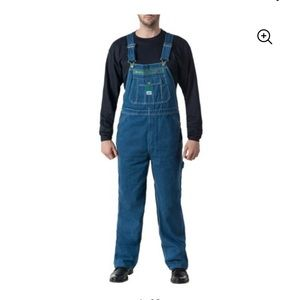 EUC Liberty men's cotton blue Jean Overallts